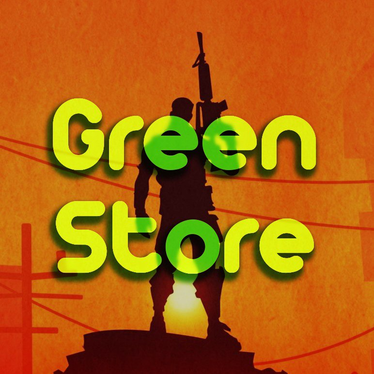 Green Store Fortnite